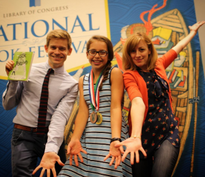 Photo (l-r) – Andrew Keenan-Bolger, Rachel Smookler, Kate Wetherhead. Photo credit – Joe Bellavia