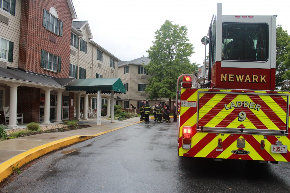 Fire At Newark Assisted Living Center First State Update