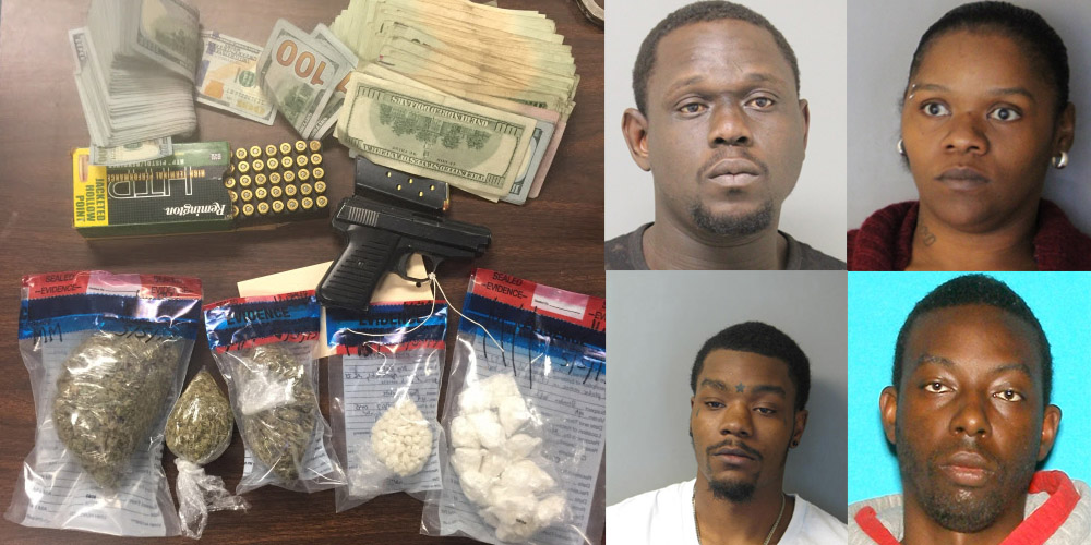 Police: Assault Leads To Major Drug Bust – First State Update