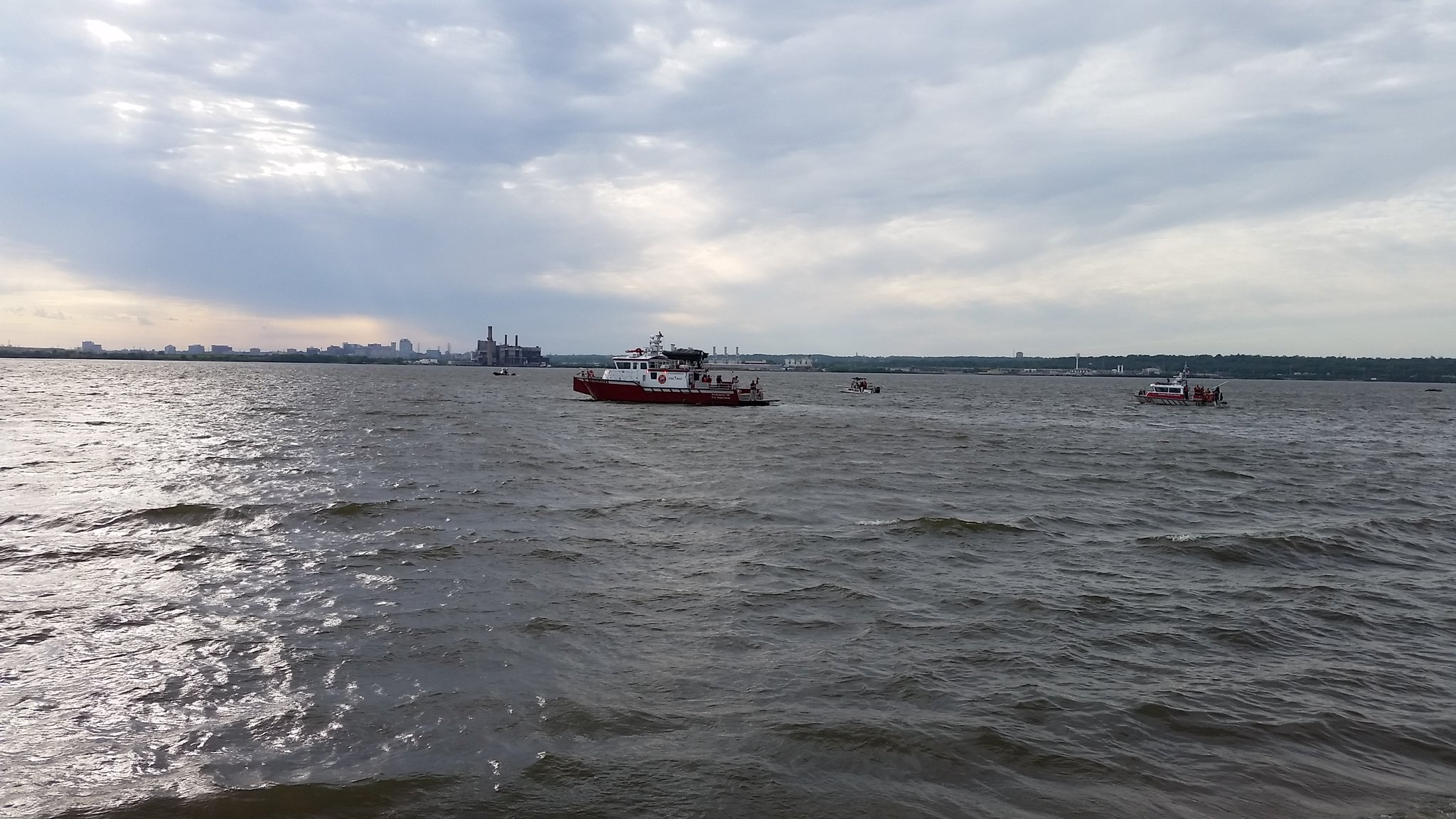 Victim identified in Delaware River boating accident