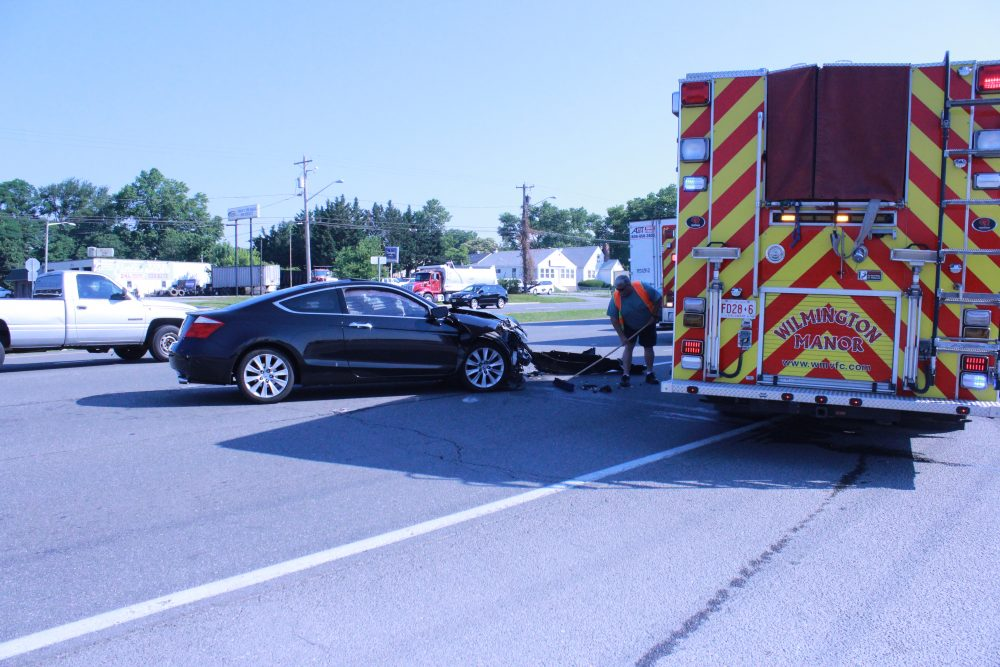 Dewey Beach Car Accident
