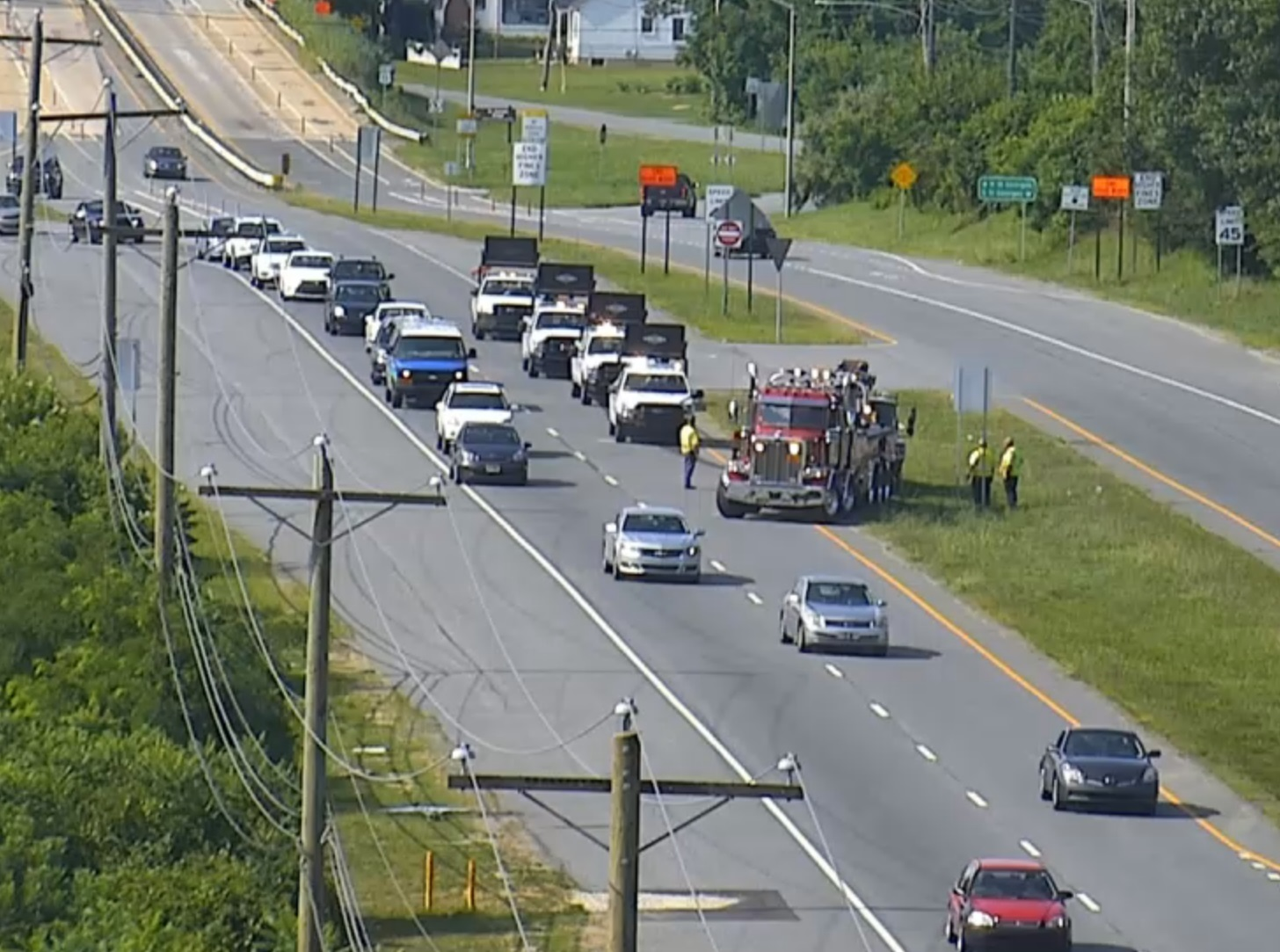 Two Seriously Injured In Route 13 Accident In Middletown