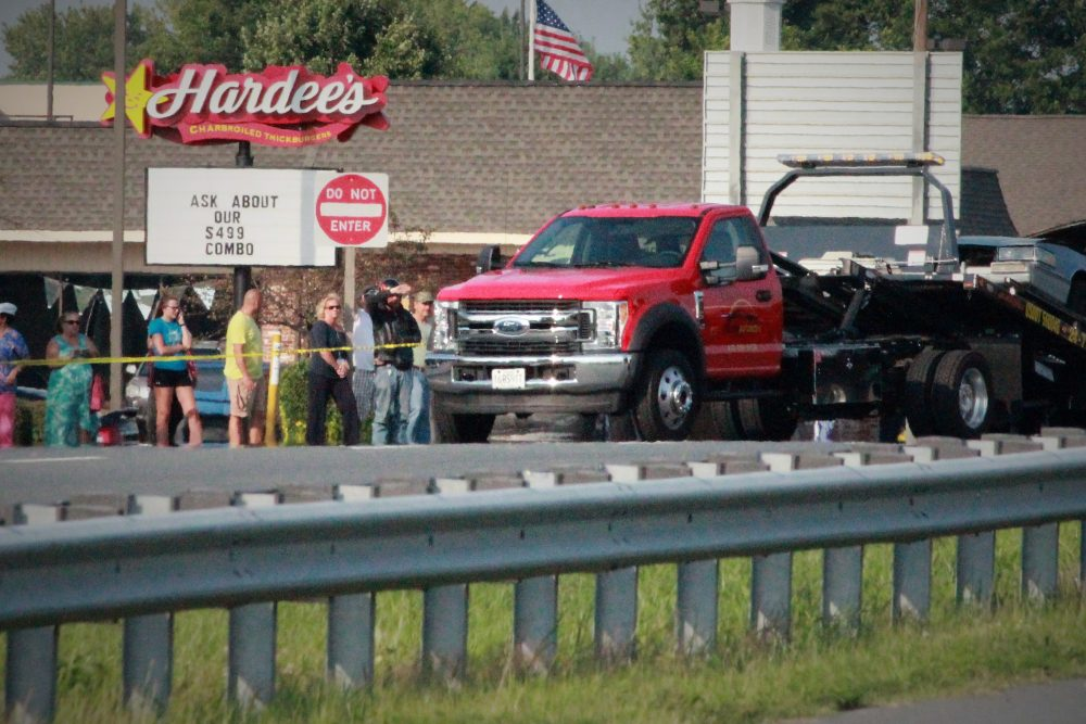 Fiery Crash In Elkton Claims One Life Another Flown To