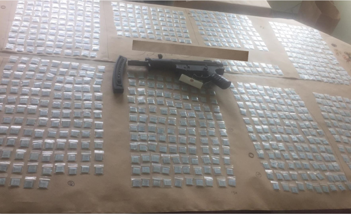 Police: Shots Fired Call Leads To Major Drug Bust In Bear – First
