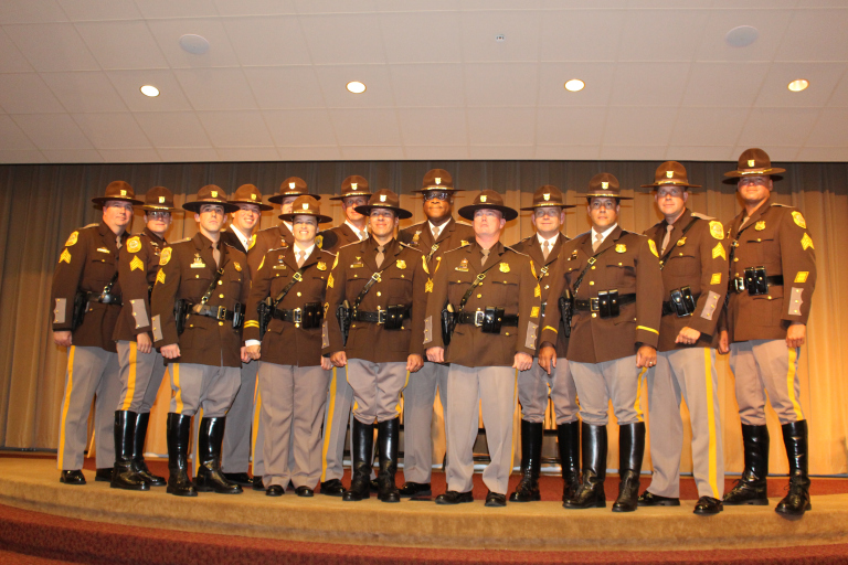 New Castle County Police Promotes 14 Of Its Finest – First