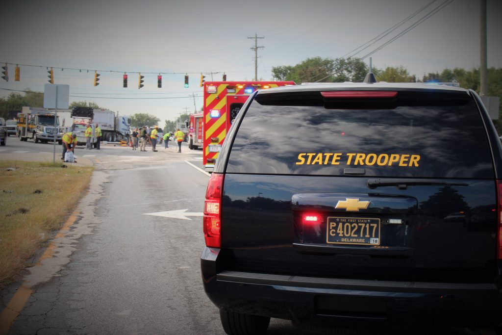 Troopers Id Man Killed In Laural Crash That Sent Two