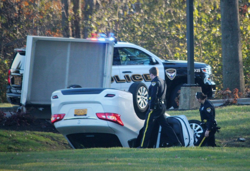 Car Accident Delaware Thanksgiving Day
