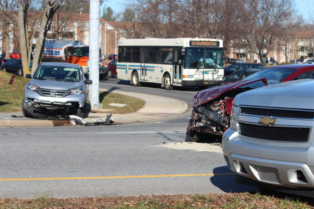 Route 40 Crash Sends One To Hospital – First State Update