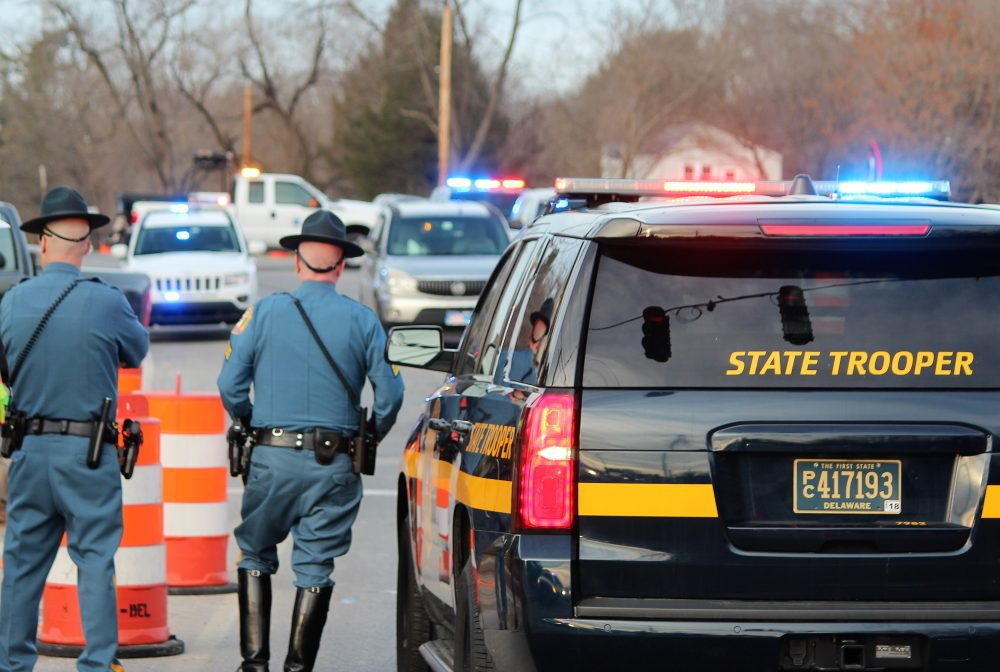 Troopers Update Accident That Killed Motorcycle Rider In