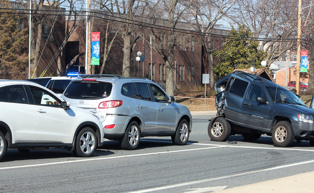 Driver Charged With Dui In Crash That Sent Two To Hospital First State Update