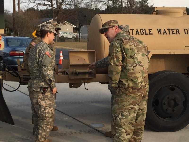 National Guard helping after chemicals found in DE  town's well