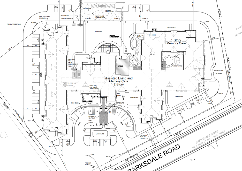 Group Wants To Build Massive Assisted Living Facility On Barksdale