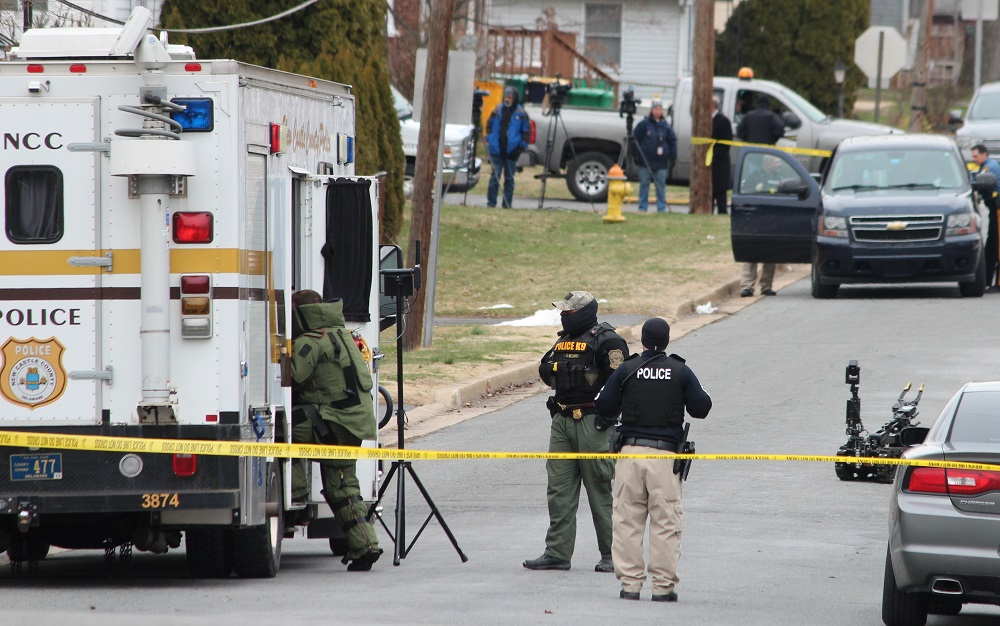Officials Elsmere Man Charged In Bombing Incident Three Other Devices Found First State