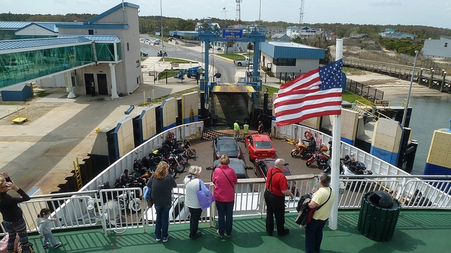 e1f92b32874 Motorcyclists Traveling To Rolling Thunder Can Ride Aboard The Cape ...