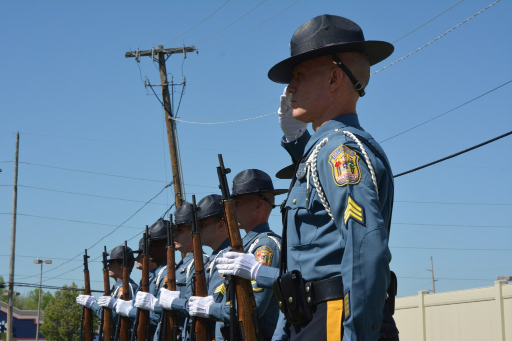 Delaware State Police Remember Troopers Who Have Made The