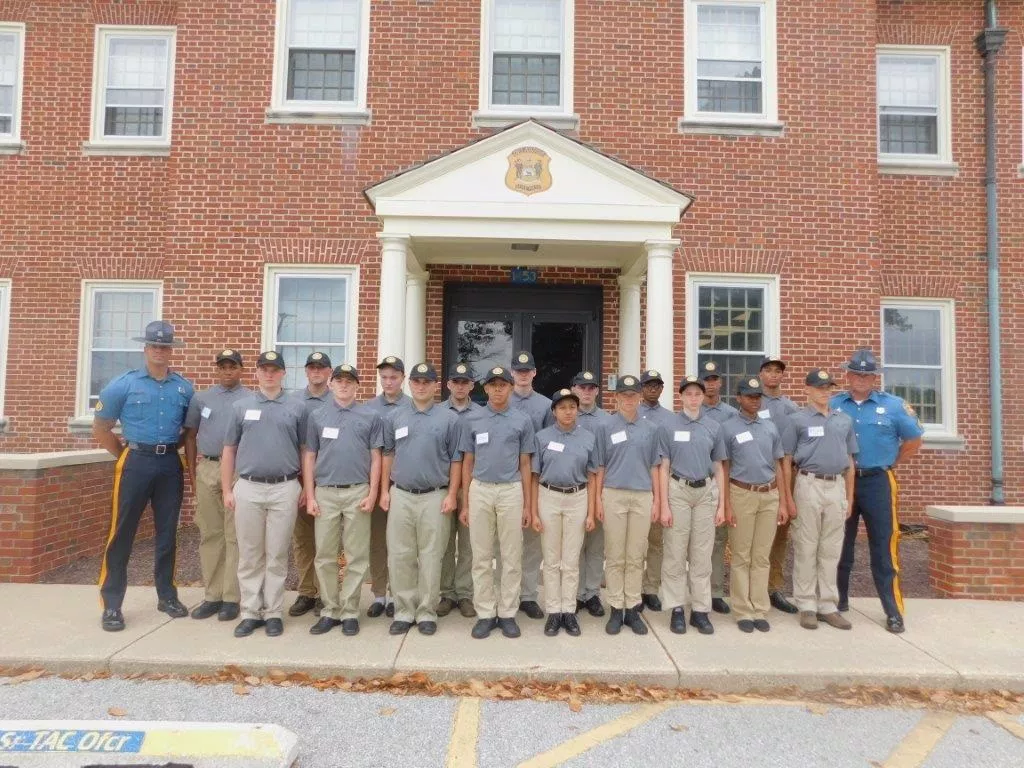 Delaware Teens Put Through Their Paces At State Police