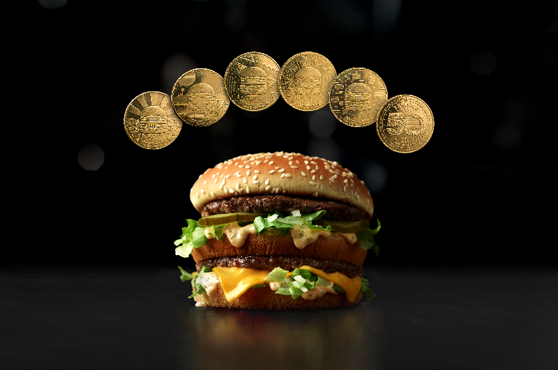 50 years on, McDonald's evolves around Big Mac