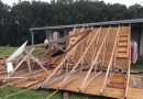Storm Damages Fair Hill Barn And Fairgrounds, Possible Tornado