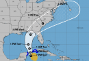 Tropical Storm Michael Expected To Strengthen Into Hurricane