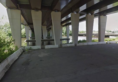 Whats Going On Under Route 141 In Newport?
