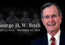 Former President George H.W. Bush Dead At 94