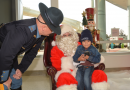 Troopers Make Annual Holiday Visits To Schools And Hospitals Throughout The State
