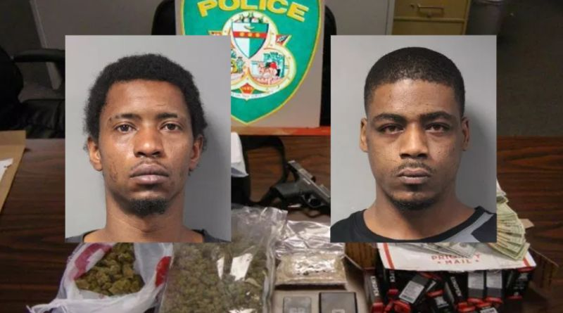 Officials: Dover Police Arrest Two After Drugs Pass Through Post