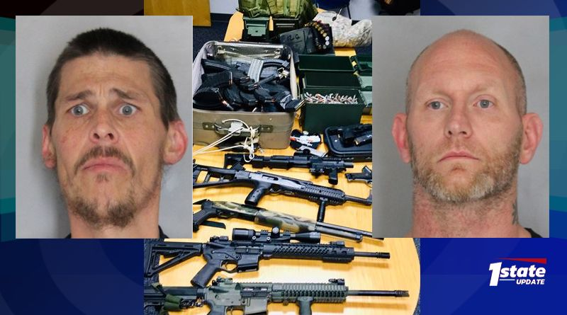 Troopers: Tip Leads To Weapon And Drug Charges At Bear Trailer Park