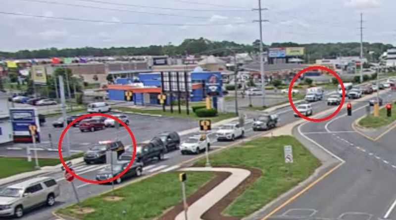 Happening Now: Crews Rushing To Moped Crash In Rehoboth
