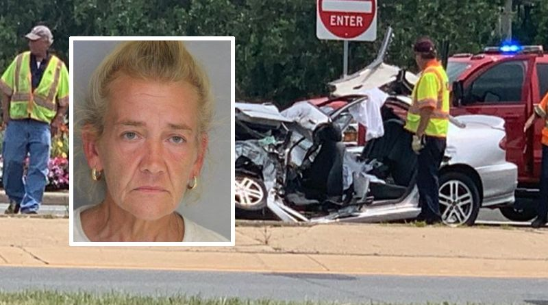 Driver Charged With Vehicular Assault, DUI In Concord Pike
